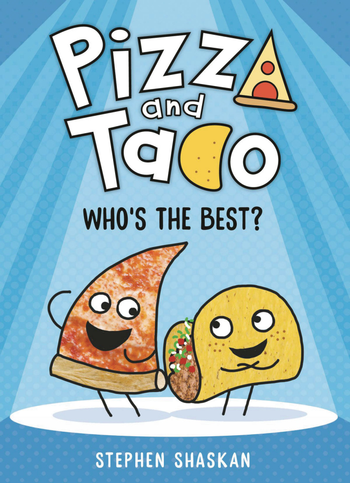 Pizza and Taco Vol. 1: Who's the Best?