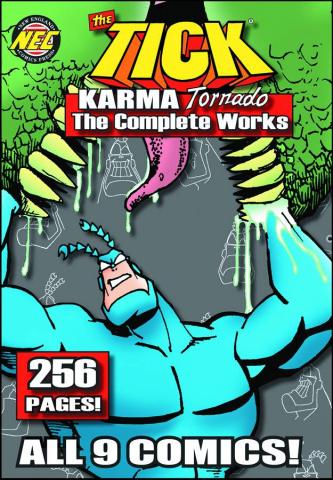 The Tick: Karma Tornado - The Complete Works