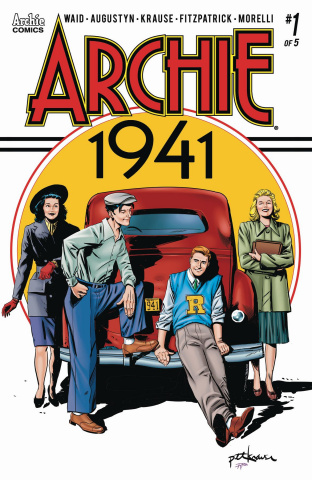 Archie: 1941 #1 (Krause Cover)
