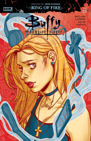 Buffy the Vampire Slayer #22 (Naomi Franquiz Cover)