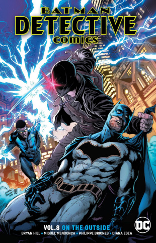 Detective Comics Vol. 8: On the Outside