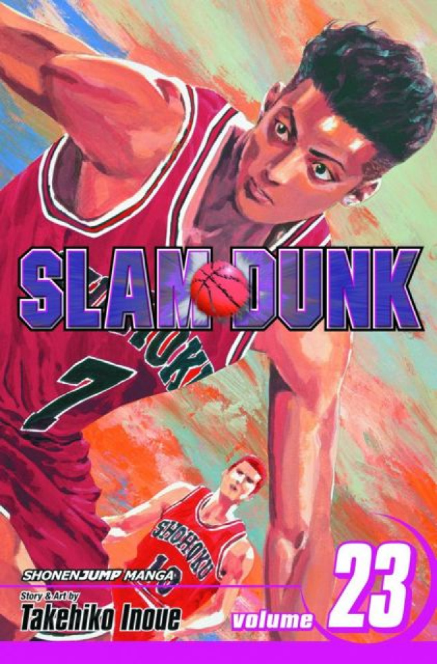 Slam Dunk Vol. 23