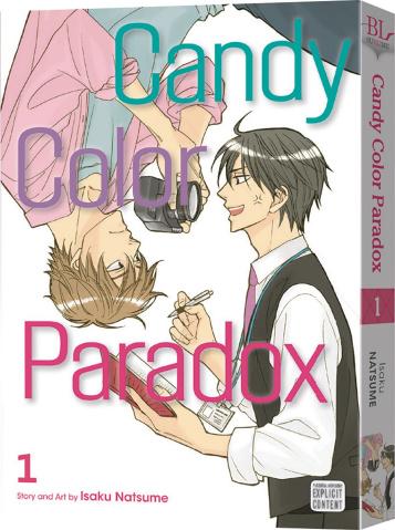 Candy Color Paradox Vol. 1