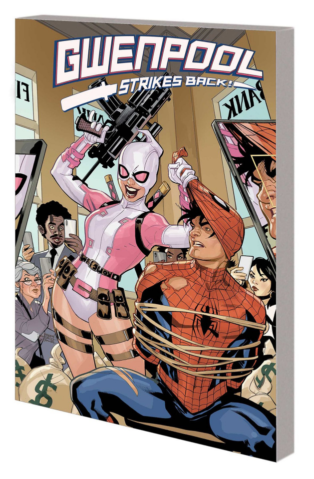 Gwenpool Strikes Back!