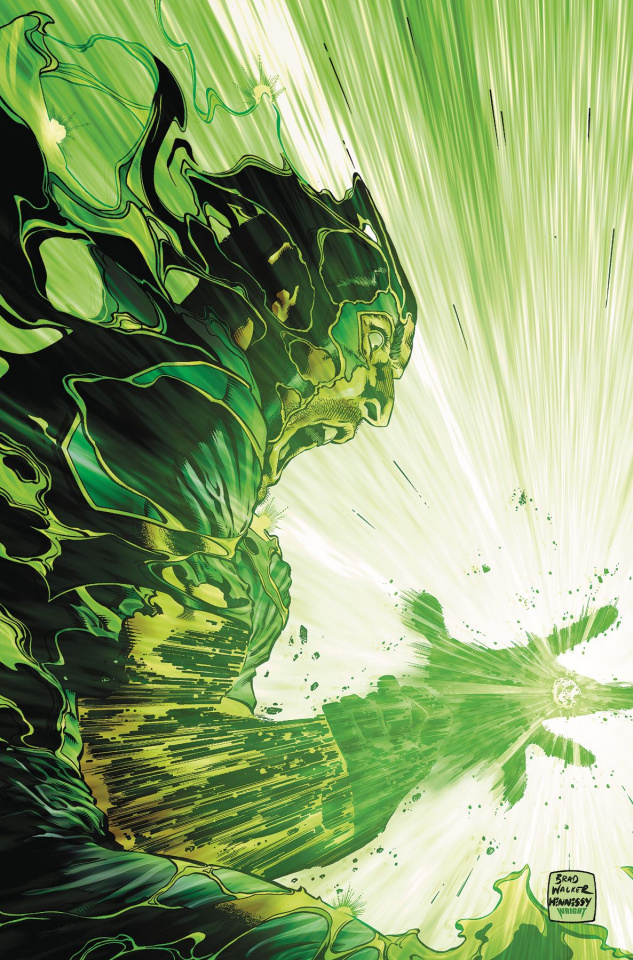 Green Lanterns #30