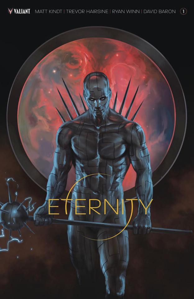 Eternity #1 (2nd Printing)