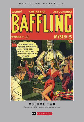 Baffling Mysteries Vol. 2