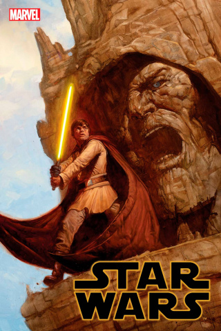 Star Wars #19 (Gist Cover)