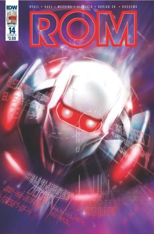 ROM #14 (Manco Cover)