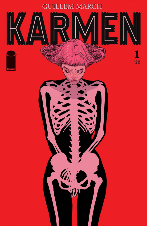 Karmen #1 (March Cover)