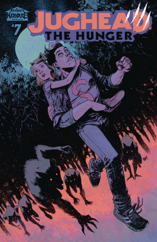 Jughead: The Hunger #7 (Gorham Cover)