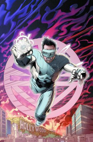 Green Lantern: New Guardians Vol. 6: Storming the Gates