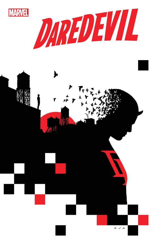 Daredevil #600 (Aja Cover)
