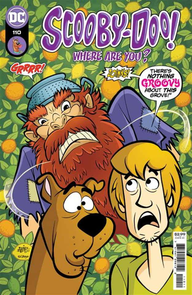 Scooby-Doo! Where Are You? #110