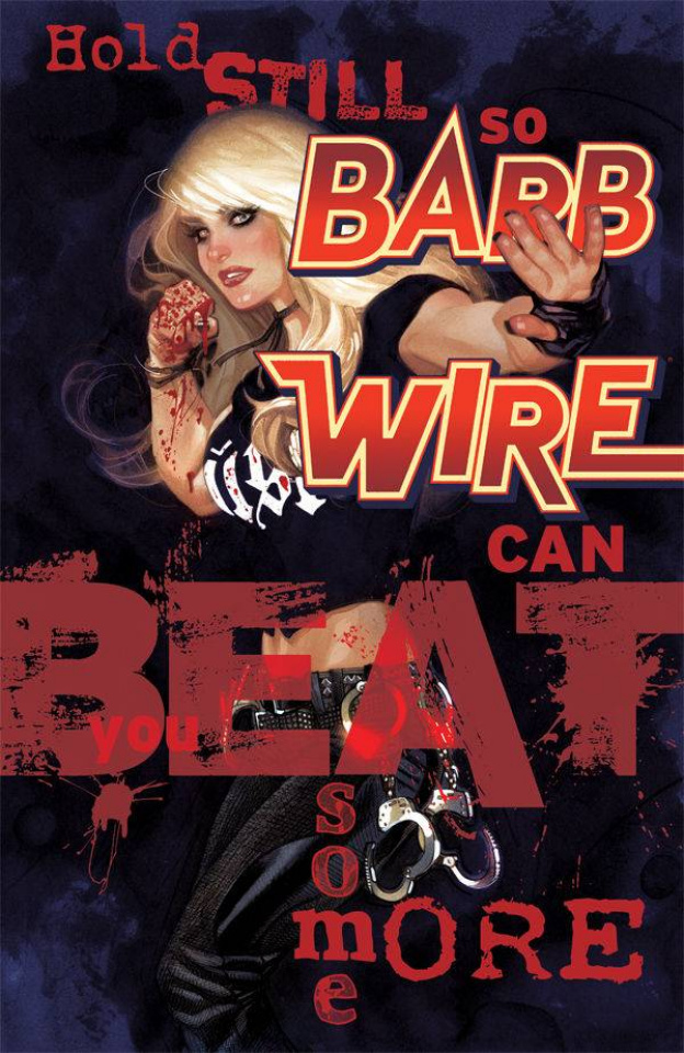 Barb Wire #6