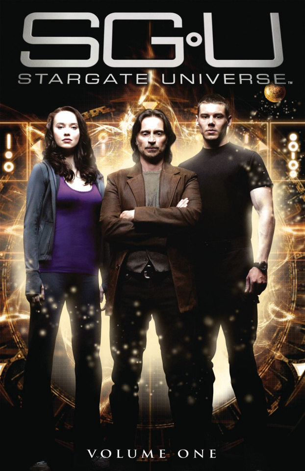 Stargate Universe Vol. 1 (Photo Cover)