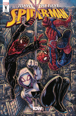 Marvel Action: Spider-Man #1 (25 Copy Cover)