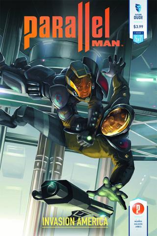 Parallel Man #5