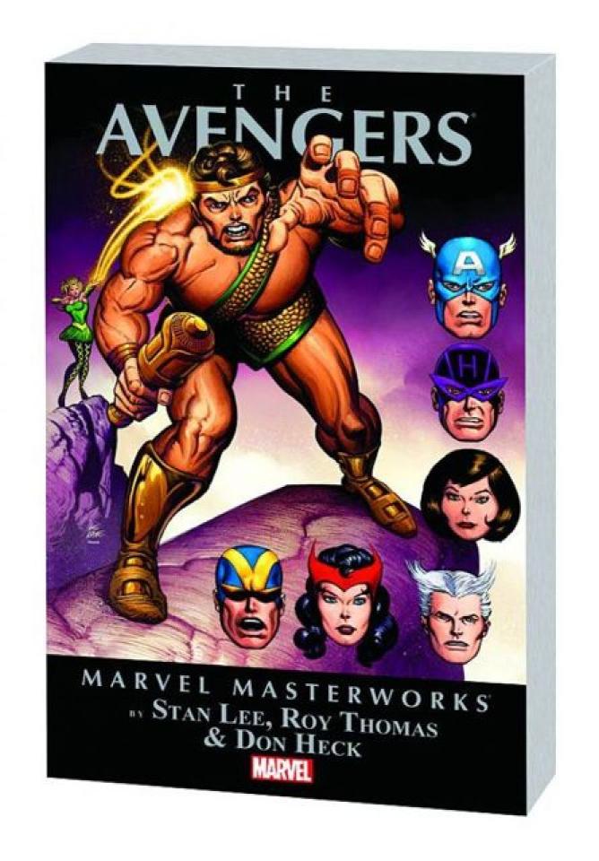 Avengers Vol. 4 (Marvel Masterworks)