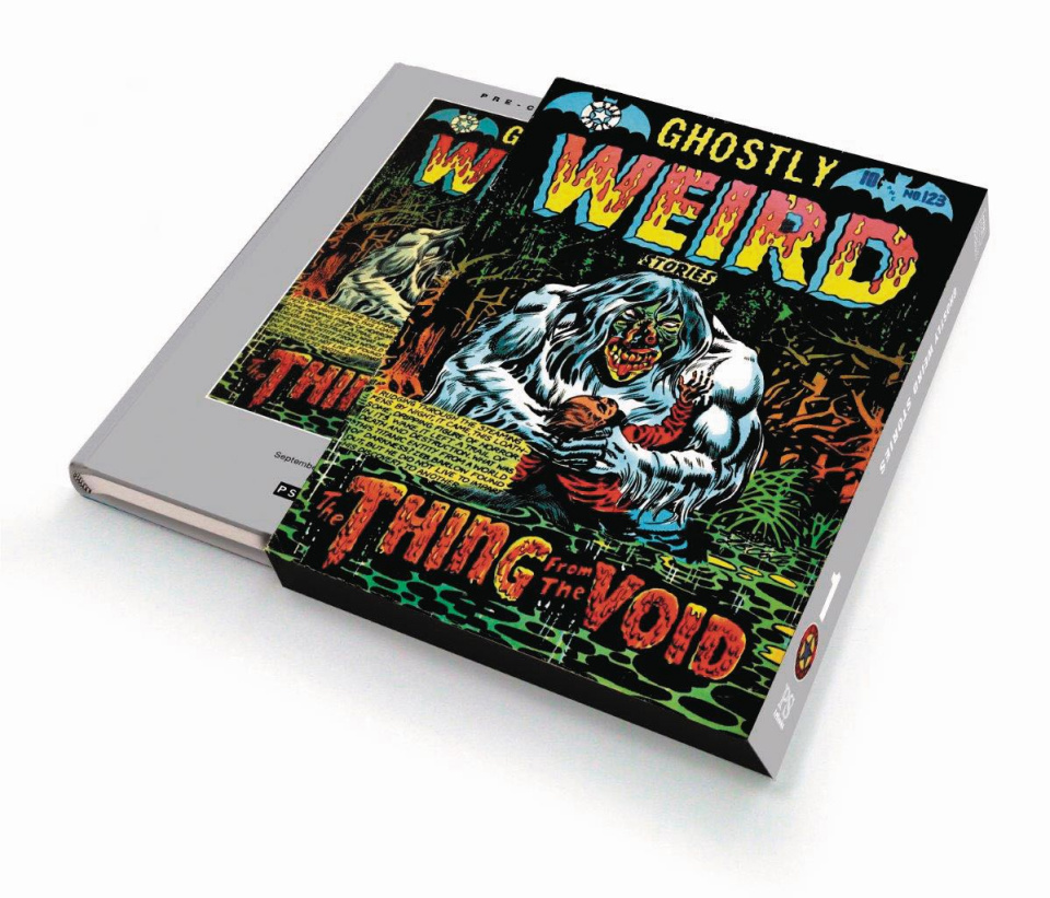 Ghostly Weird Stories (Slipcase Edition)