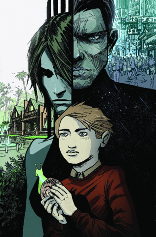 Arcadia #2 (2nd Printing)