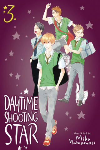 Daytime Shooting Star Vol. 3