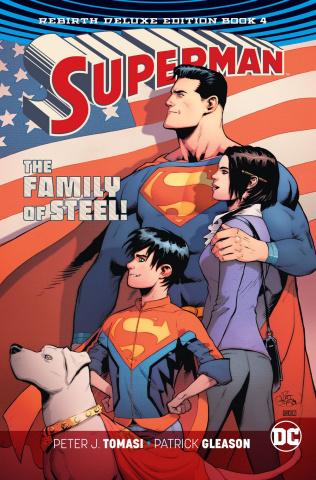 Superman: Rebirth Book 4