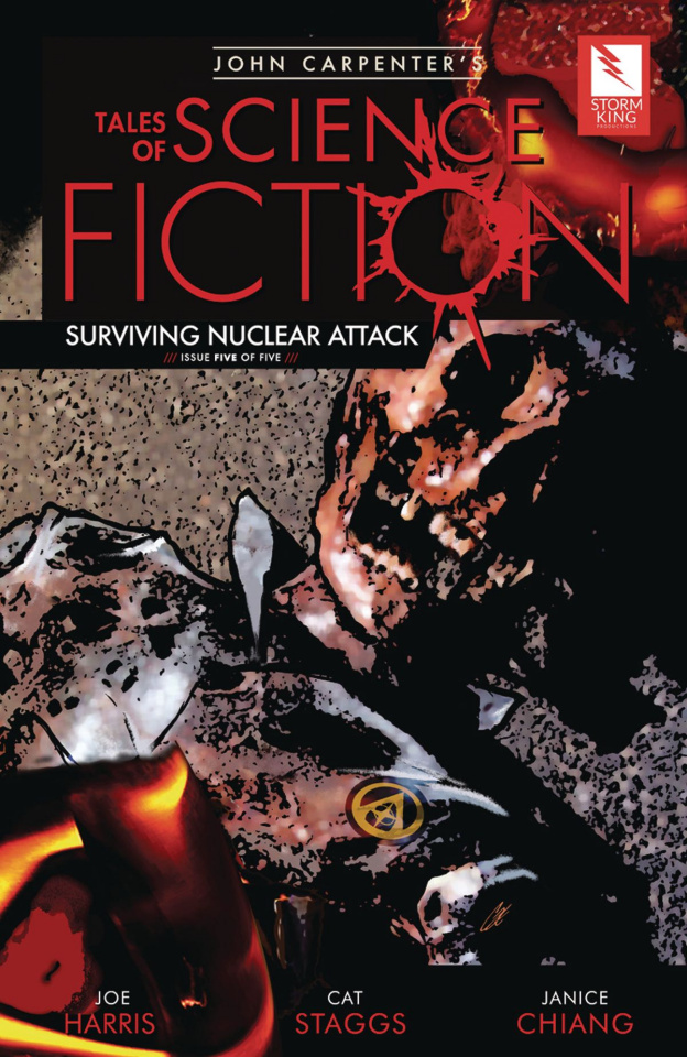Tales of Science Fiction: Surviving Nuclear Attack #5