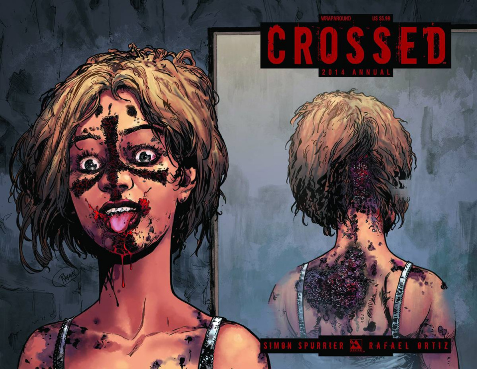 Crossed Annual 2014 (Wrap Cover)