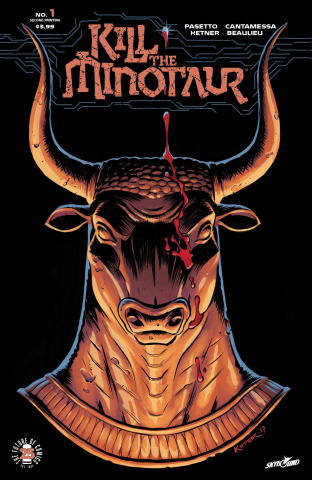 Kill the Minotaur #1 (2nd Printing)