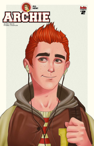 Archie #2 (Chrissie Zullo Cover)