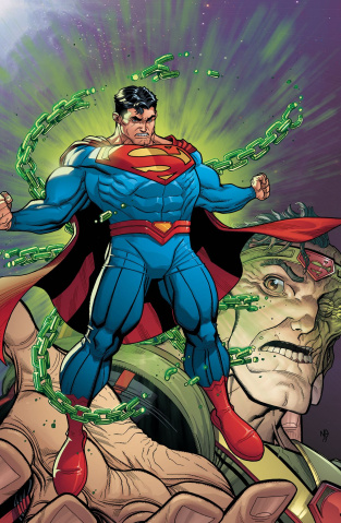 Action Comics: Mr. Oz - Rebirth