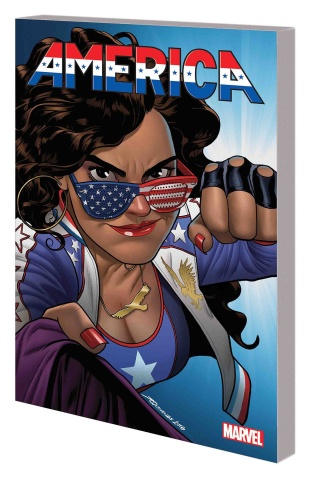 America Vol. 1: The Life & Times of America Chavez