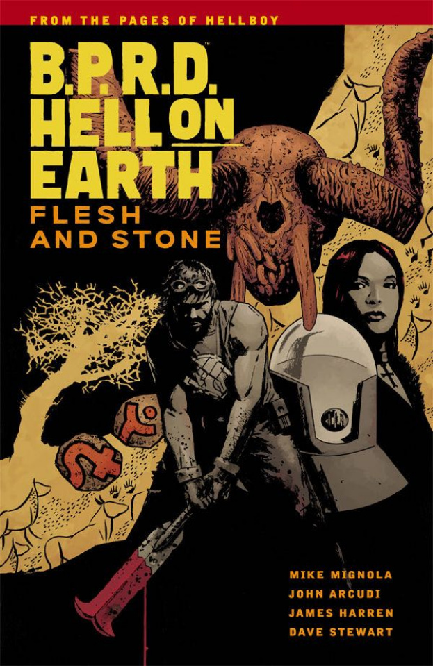 B.P.R.D.: Hell on Earth Vol. 11: Flesh and Stone
