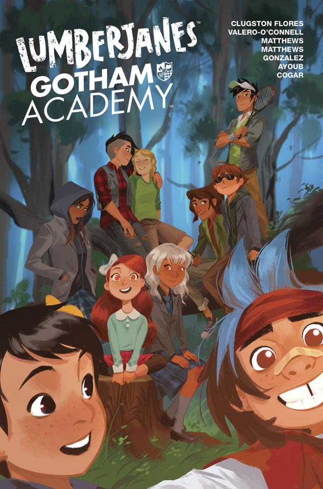 Lumberjanes / Gotham Academy