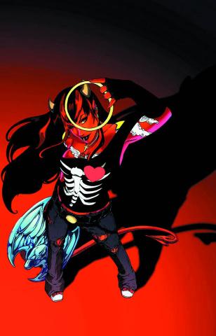 Mercy Sparx #9 (Damoose Cover)