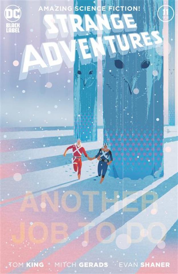 Strange Adventures #11 (Evan Doc Shaner Cover)