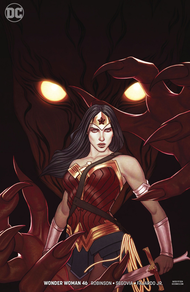 Wonder Woman #46 (Variant Cover)