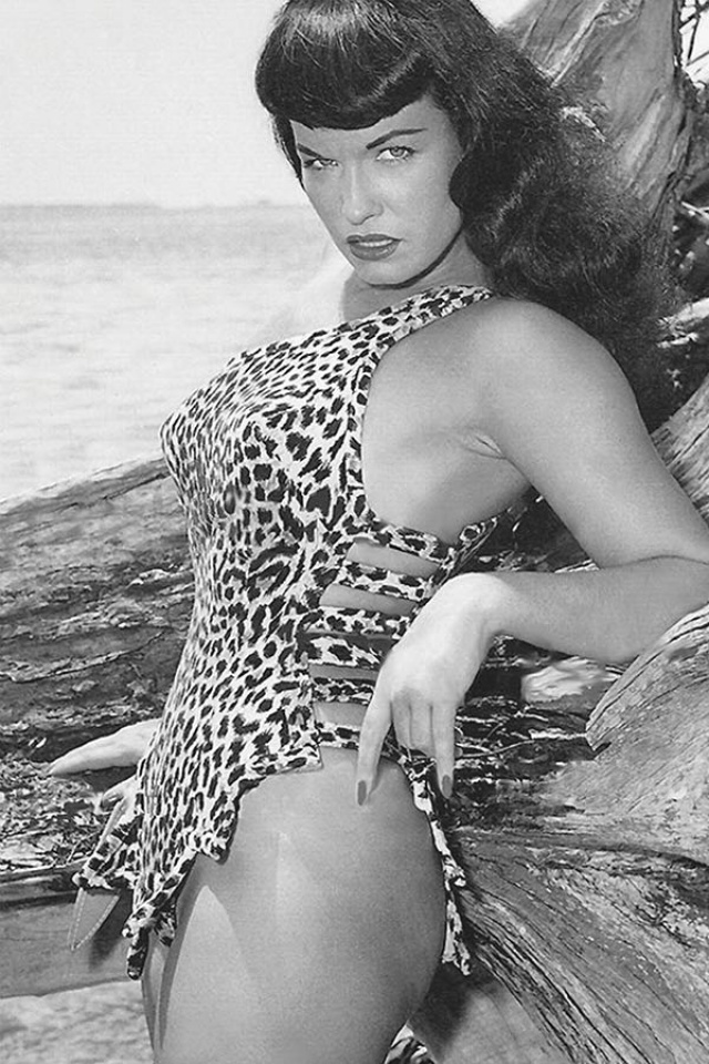 Bettie Page: Unbound #1 (10 Copy Photo Virgin Cover)