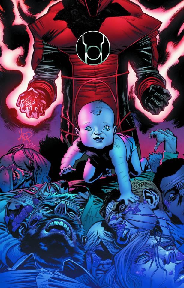 Red Lanterns #39