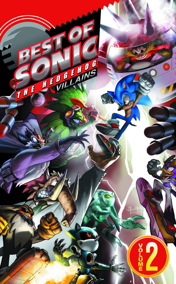 Best of Sonic the Hedgehog: Villains