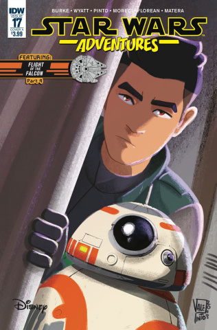 Star Wars Adventures #17 (Pinto Cover)