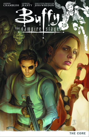 Buffy the Vampire Slayer, Season 9 Vol. 5: The Core