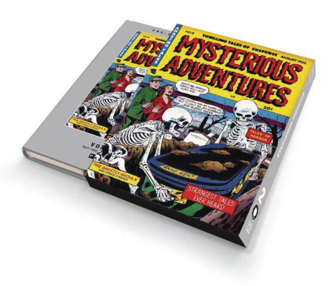 Mysterious Adventures Vol. 2 (Slipcase Edition)