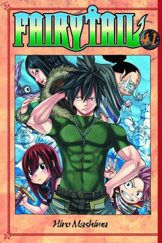 Fairy Tail Vol. 41