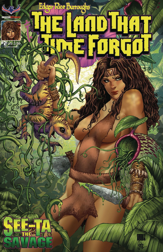 The Land that Time Forgot: See-Ta, The Savage #1
