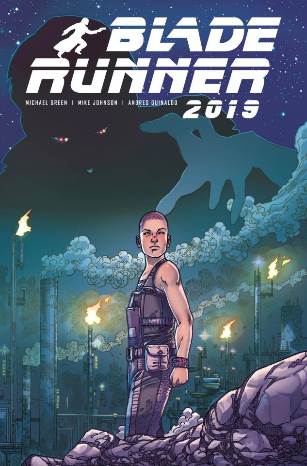 Blade Runner 2019 #6 (Guinaldo Cover)