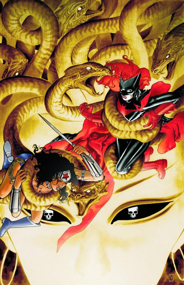 Batwoman Vol. 3: World's Finest