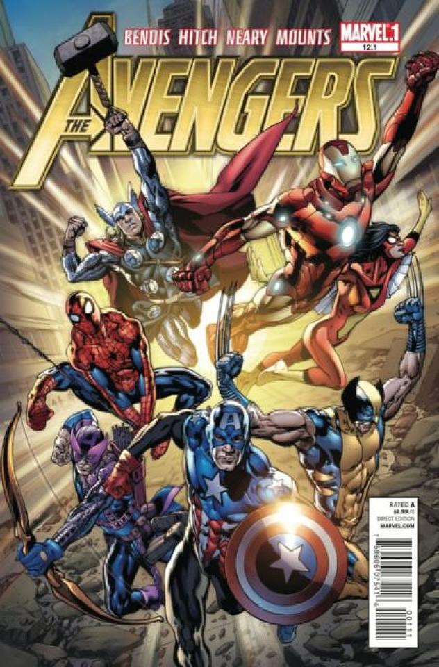 Avengers #12.1