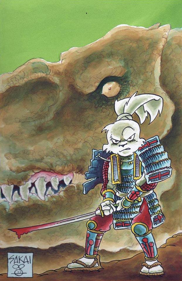 The Sakai Project: 30 Years of Usagi Yojimbo